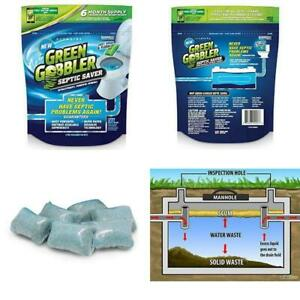 green gobbler septic saver reviews