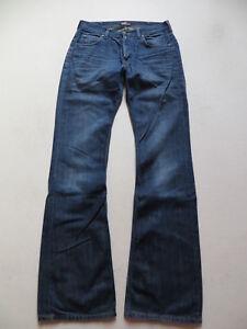 LEE-Denver-Schlag-Jeans-Hose-W-33-L-36-Flare-Leg-Vintage-Denim-Extra-Lang