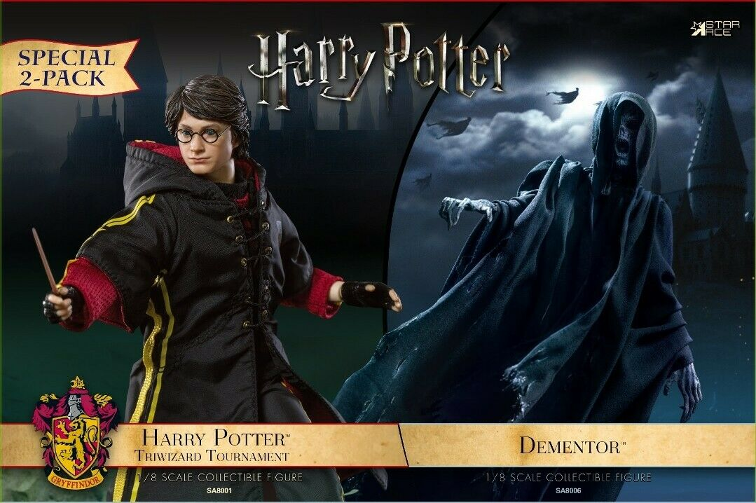 Harry Potter & Dementor Action Figure 1 8 Special 2-Pack Star Ace Toys SA800SA