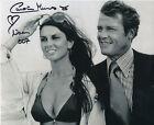 Caroline Munro SIGNED photo - James Bond - J75