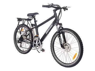 X-treme Trail Maker Black 300w E-Bike Electric Bike Bicycle Mountain EV Cycle