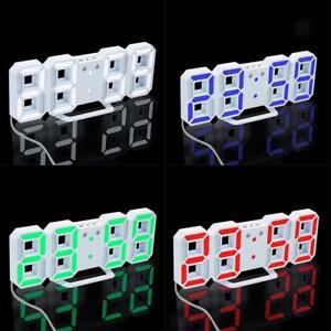 Montre-Numerique-a-LED-Horloge-Murale-Suspendue-Calendrier-De-Temperature-Date