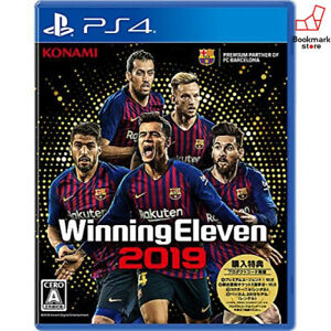 NEW-Winning-Eleven-2019-PS4-Japan-F-S-Tracking-PlayStation-4
