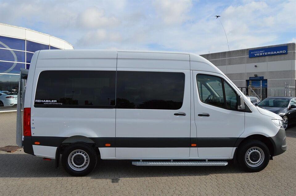 Mercedes Sprinter 314 2,2 CDi A2 Kombi aut. RWD d, Diesel,