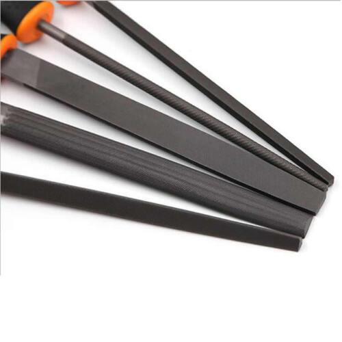 "8"" Needle File For Wood Carving Craft Metal Diamond Jewlery Beading Hand Tool"