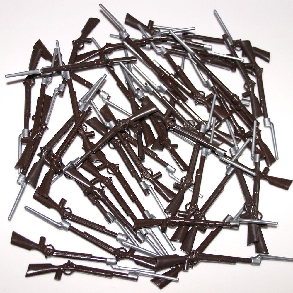 Playmobil 40 40 40 fusils baïonnettes 247e53