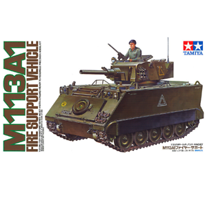 Tamiya 35107 M113A1 Fire Support Vehicle 1 35