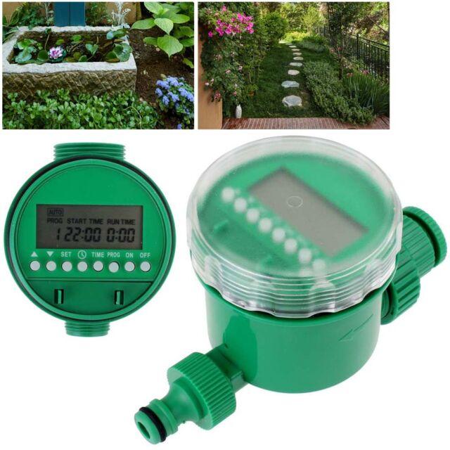 Automatic Smart & Digital Garden Irrigation Controller Electronic Water Timer GA
