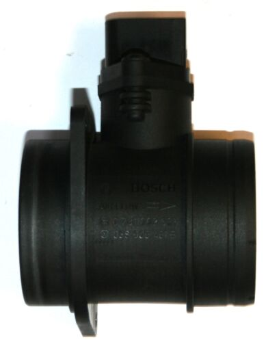 VW Passat Mk7 2.0 TDI BKC Air Flow Sensor MAF 038 906 461 B Bosch 0 281 002 531