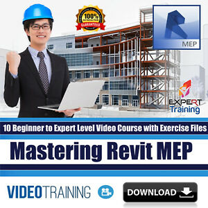 Details about Mastering Revit MEP Video Training & Projects Pack of 11  Courses 17 GB DOWNLOAD