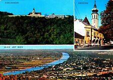 Wien , Ansichtskarte , gelaufen