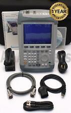 New Listingrohde Amp Schwarz Fsh3 303 Handheld Spectrum Analyzer With Preamplifier Ramps Fsh 303