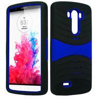 Ublack/blue Phone Case Cover For Lg G3 / D855 D850 Vs985 D851 Ls990