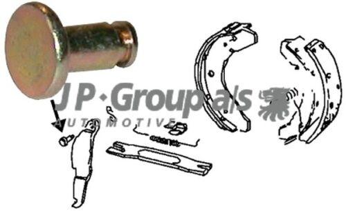 JP GROUP Bolzen Bremsbackenrolle 8172550106 für KAEFER 15 31 1500 VW 1600 T2 14