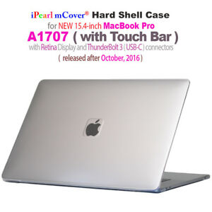 detailed look 9fb12 ac770 Details about mCover® HARD CASE for NEW 2016 15.4