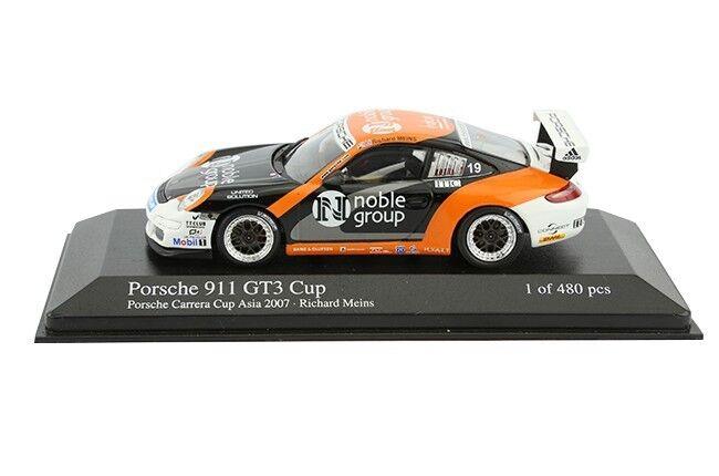 1 43 Porsche 911 Meins Meins Meins Cup Asia 2007 1 43 • Minichamps 400076419 de8995