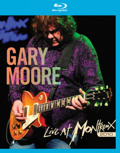 Gary Moore: Live at Montreux 2010 Blu-Ray (2016) Gary Moore ***NEW***