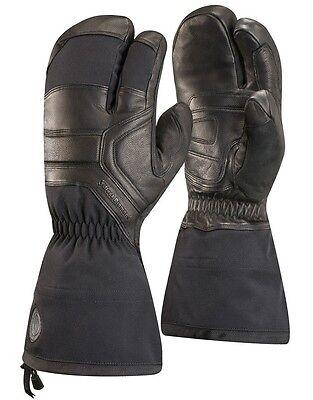 Black Diamond Guide Finger Gloves - Men's - Medium, Black