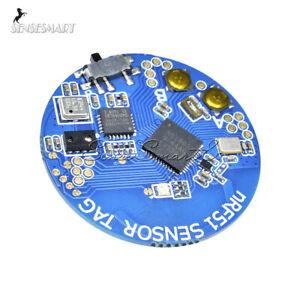 NRF51802-Bluetooth-4-0-Temperature-Atmospheric-Acceleration-CR2032-Sensor-Module