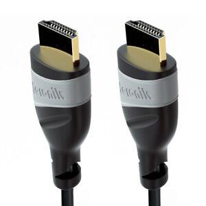 HDMI Kabel 2.0 4K U-HD High-Speed 3D ARC CEC HDR Ethernet Full HD 1080p 2160p