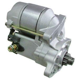 New Starter fits Kubota 37560-63010 37560-63011 37560-63012