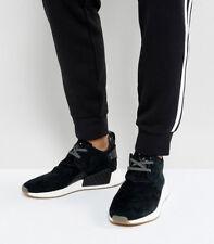 bffcf412a461 item 3 Mens ADIDAS Originals NMD C2 Suede Black Sneakers BY3011 NEW -Mens ADIDAS  Originals NMD C2 Suede Black Sneakers BY3011 NEW
