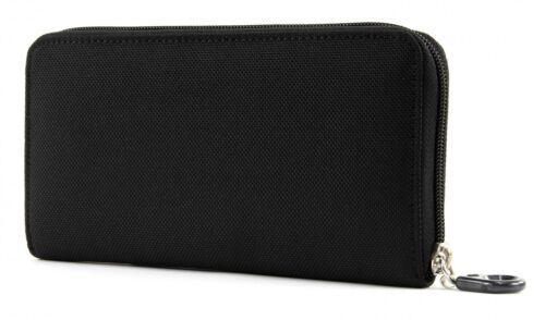 Md20 L Wallet Zip Duck Mandarina Black qwf5OO