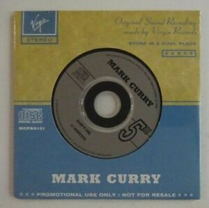 MARK CURRY : DON'T DIE / 11 MINUTES ♦ CD Single NEUF/NEW ♦
