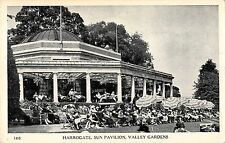 BR80368 harrogate sun pavilion valley gardens   uk