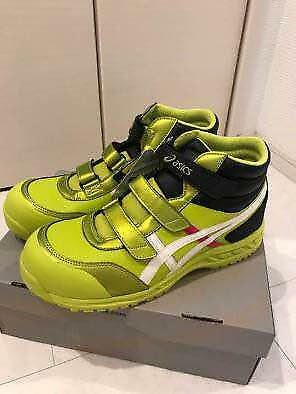 Asics Asics Asics Asics safety shoes 2014-year limited color. 28cm from japan (6101 9d0810