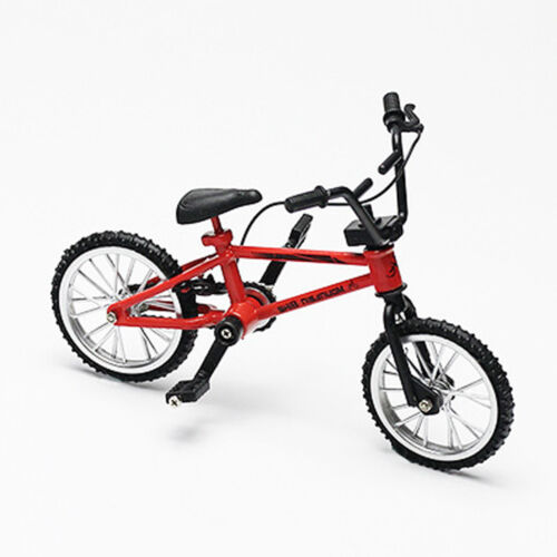 Mini Bmx Bicycle Toys Finger Cycling Mountain Bike Model Tech Deck Gift Sports