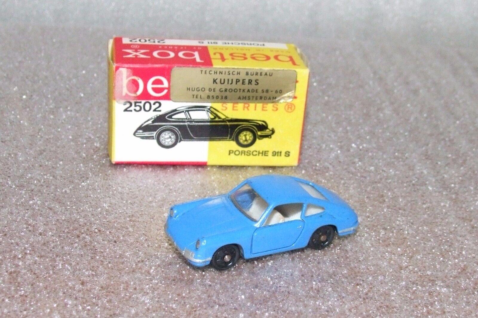 Beste box 2502 porsche 911 s