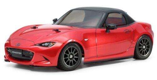 Tamiya 51583 1//10 RC Car Mazda MX-5 Miata ND Body Set M-Chassis Spare Parts