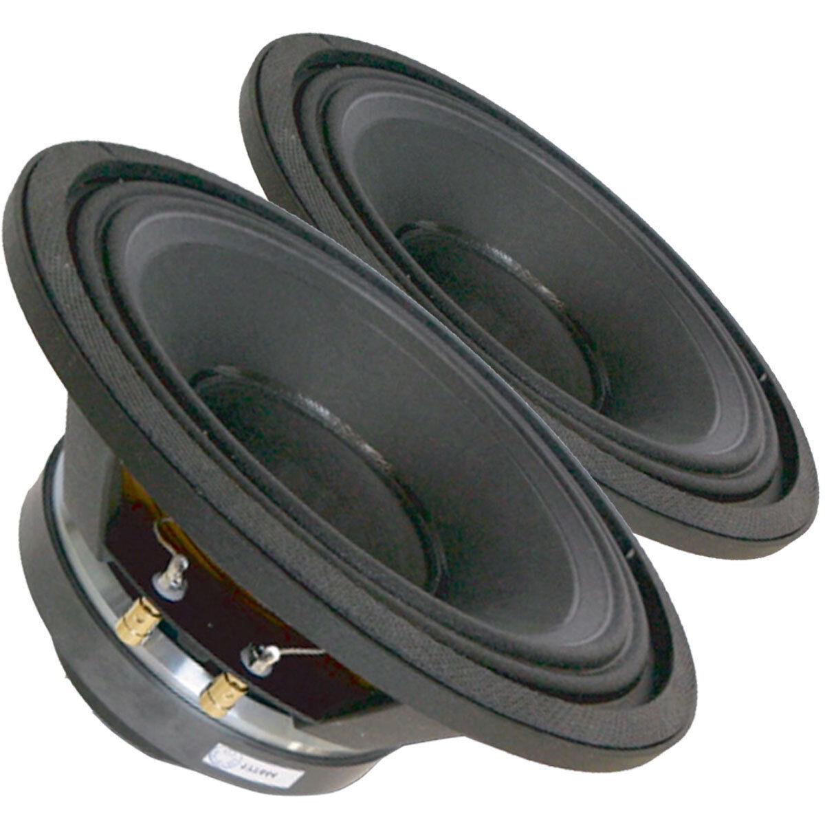 Par de altavoces altavoces altavoces coaxiales de rango completo y Radian 5210 2-Way 10  16 Ohm 375 W Reemplazo  productos creativos