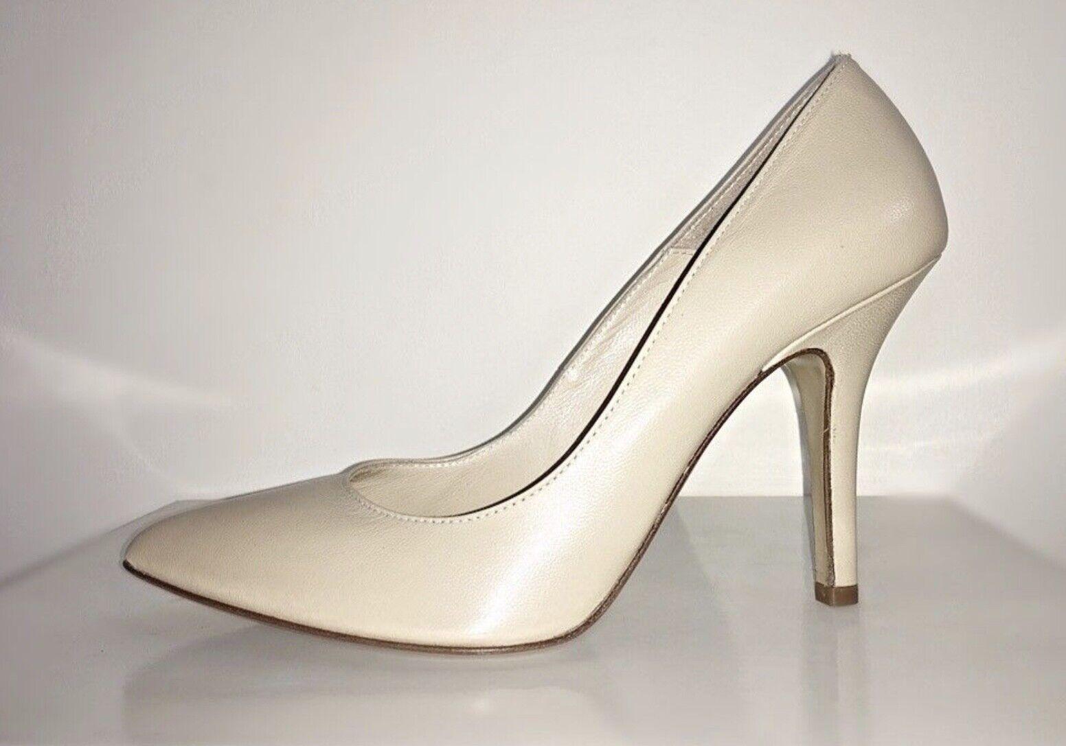 Señaló Cuero Stiletto Hecho Italia Lady Doc Tacones Tacones Tacones Tribunal Zapatos EUR 37 38 UK 4 5  el mas reciente