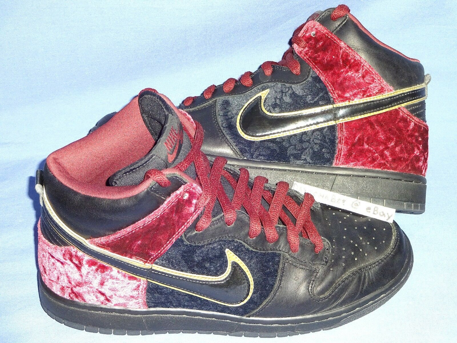 Nike SB High Dunk Bloody Sunday 10 es un gasto real, búho.