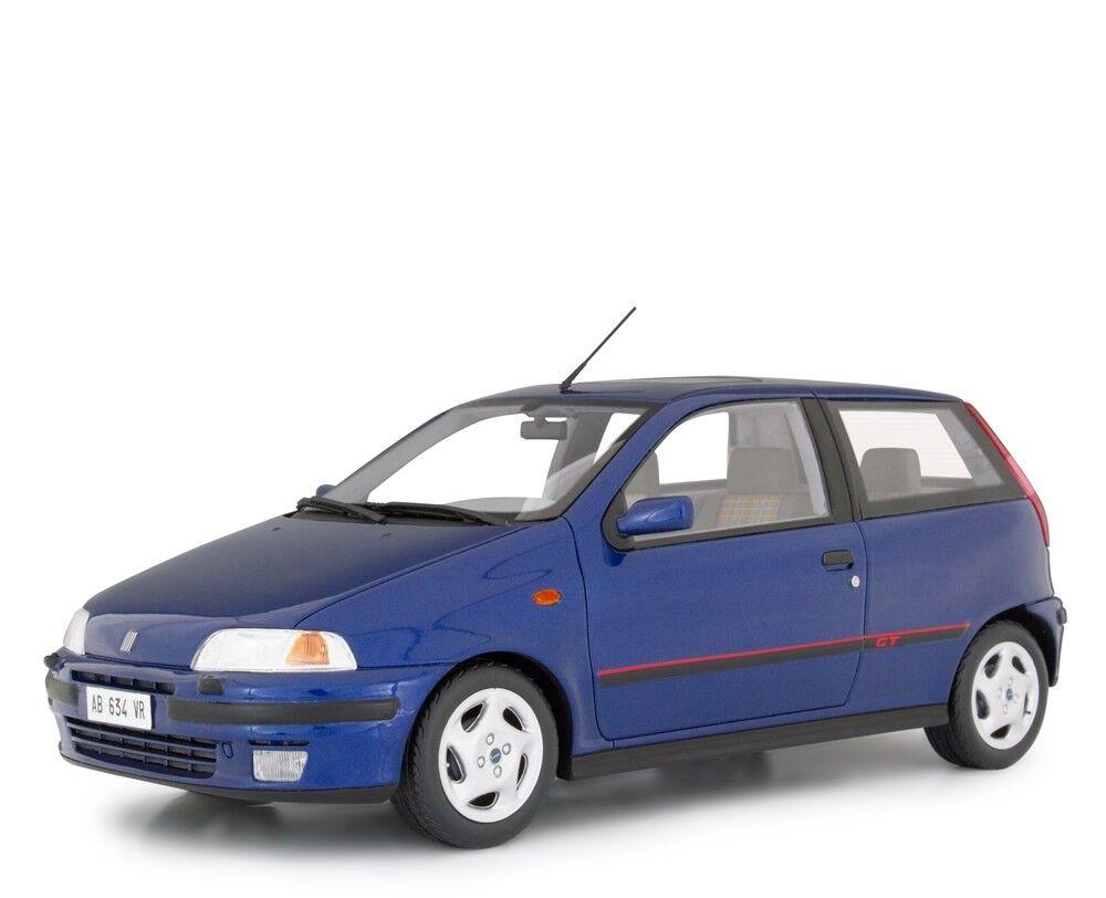 Laudoracing-Models Fiat Punto GT 1400 1 ° série 1993 1 18 lm113e