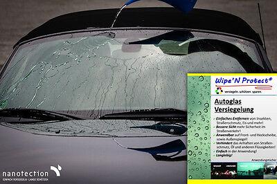 Windschutzscheiben Autoglas Nano-Versiegelung by Wipe'N Protect® (Set S)