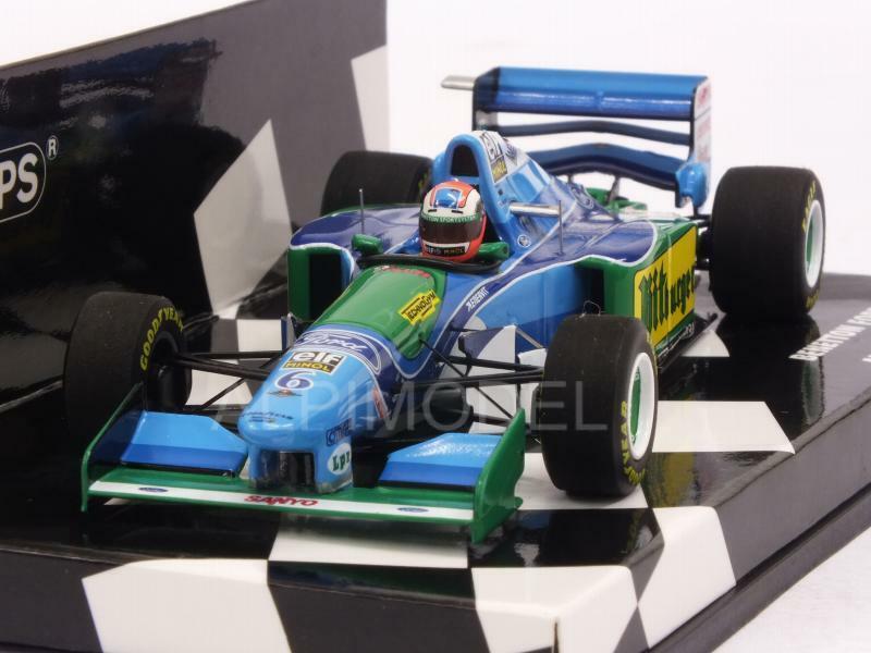 Benetton B194 Ford GP Australia 1994 Johnny Herbert 1 43 MINICHAMPS 417941606