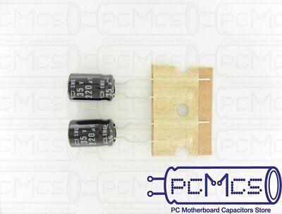 21pcs NCC Nippon Chemi-Con LXV 35v 220uf 10x16mm electrolytic Capacitor 105C
