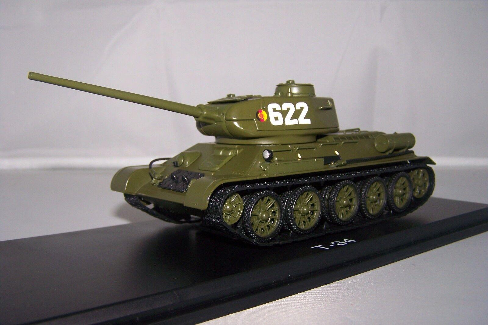 1 43  Militaire PremiumClassixxs (47026) T-34 char de la nva  plus d'escompte