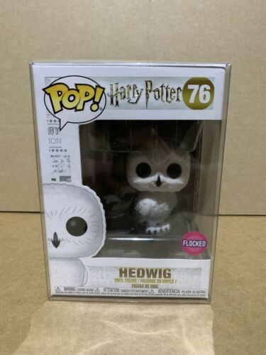 protettore ** IN STOCK * Funko Harry Potter-FLOCCATI Edvige esclusivo!