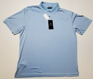 Details about NEW! PGA Tour Golf Polo Shirt Light Blue Mens XL New With Tags (NWT)