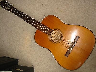 Old guitar, beautifully flamed! | eBay