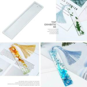 DIY-Rectangle-Silicone-Bookmark-Mold-Making-Epoxy-Resin-Mould-Art-BEST-M6K9