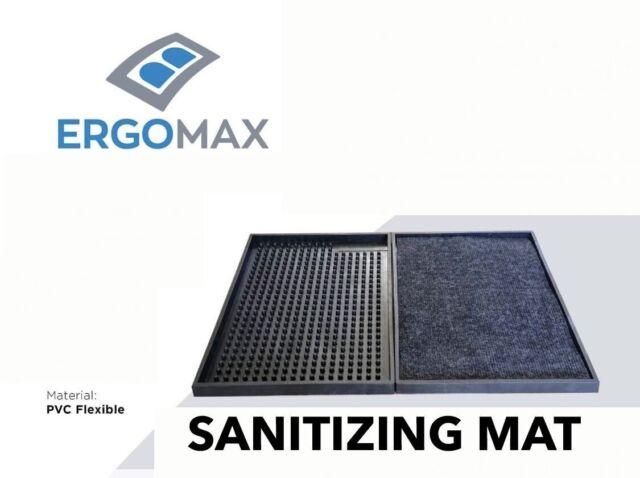 2 Mat Shoe Sanitizing business Mat Carpet Disinfecting Sanitizer
