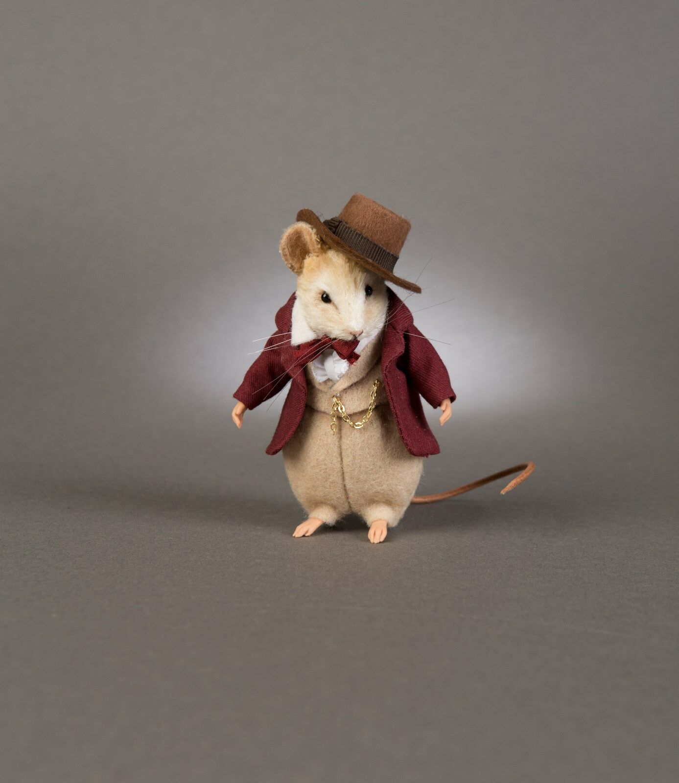 R John Wright Ashley ido con el viento ratones Muñeca de colección hechos en EE. UU. hecho a mano