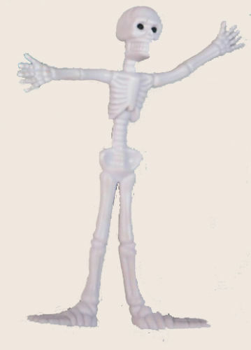 Flexible-Skeleton-Bendy-Skelly-Bendable-Spooky-Toy-White