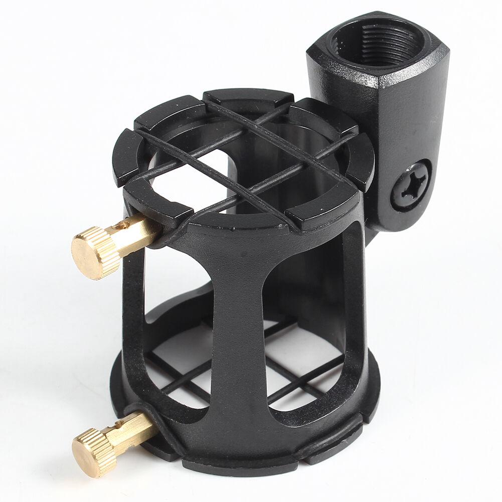 bellissimo Microfono Supporto Antivibrazione Stand Filtro Flottante Flottante Flottante Kit Universale  moda