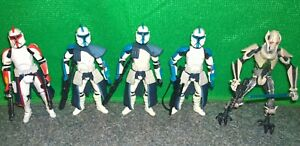 Star-Wars-CAPTAIN-FORDO-Clone-ARC-TROOPER-Lot-from-HUNT-For-GRIEVOUS-Pack